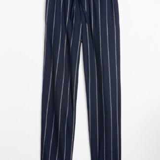 GAP modré pánské pyžamové kalhoty