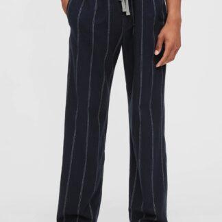 GAP černé pánské pyžamové kalhoty