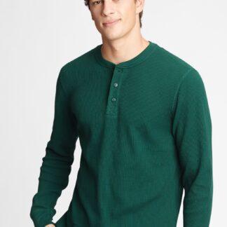 GAP zelené pánské tričko