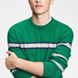 GAP zelený pánský svetr