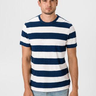 GAP bílé pánské tričko Slub