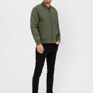 GAP zelená pánská bunda