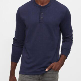 GAP modré pánské tričko
