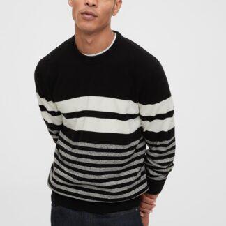 GAP černé pánský svetr