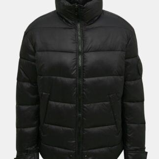 Černá pánská zimní bunda Diesel