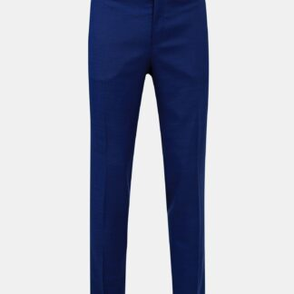 Jack & Jones modré slim fit pánské kalhoty Solaris