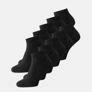 Jack & Jones černý 5 pack ponožek Dongo