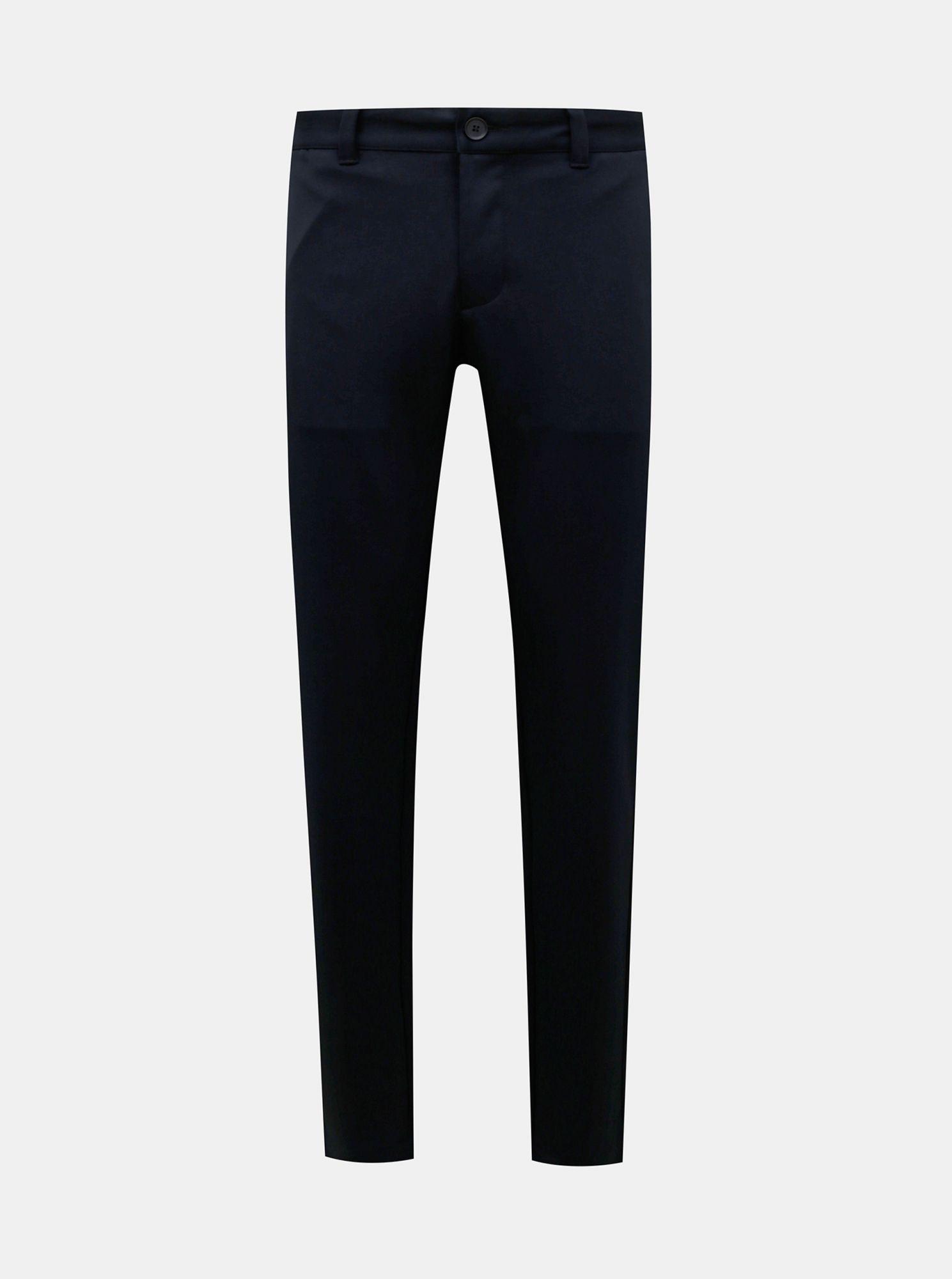 ONLY & SONS modré pánské kalhoty Mark