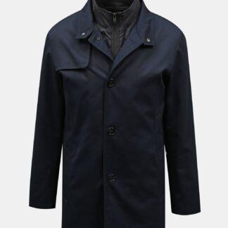 Selected Homme tmavě modrý pánský kabát Simon