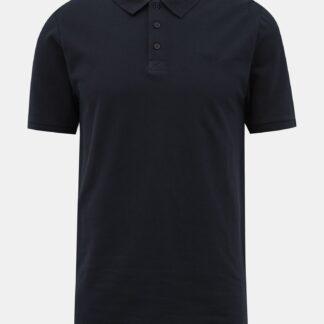 Tmavě modré basic polo tričko ONLY & SONS Scott