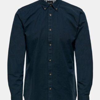 ONLY & SONS modrá pánská košile Blake