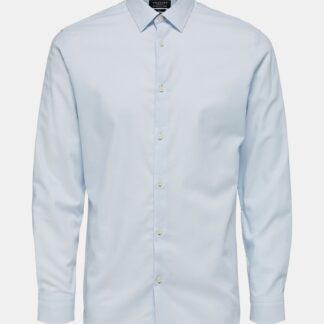 Selected Homme modrá pánská košile