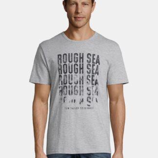 Šedé pánské tričko Tom Tailor