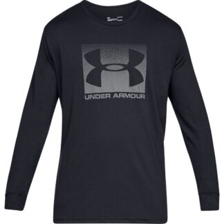 Tričko Under Armour UA BOXED SPORTSTYLE LS-BLK