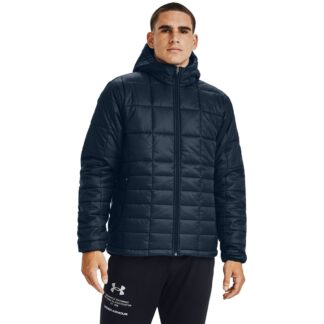 Bunda Under Armour UA Armour Insulated Hooded Jkt-NVY