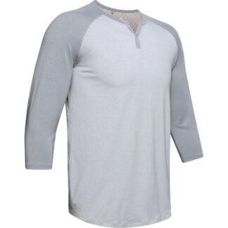 Pyžamo Under Armour UA Recover Sleepwear Henley-GRY