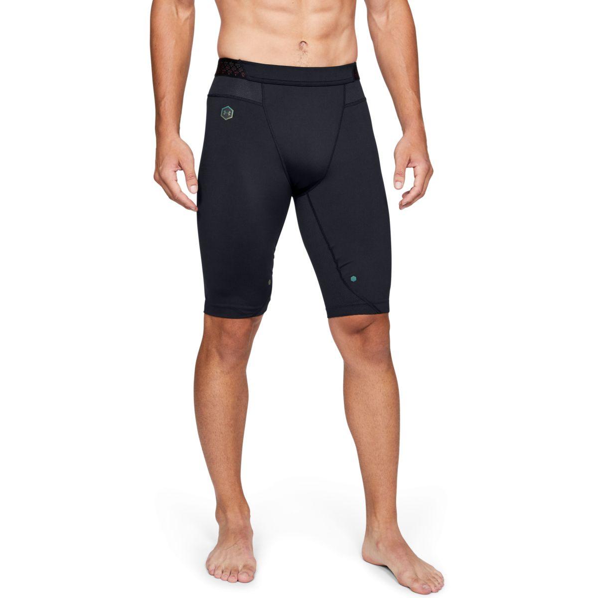 Šortky Under Armour HG Rush Long Shorts-BLK