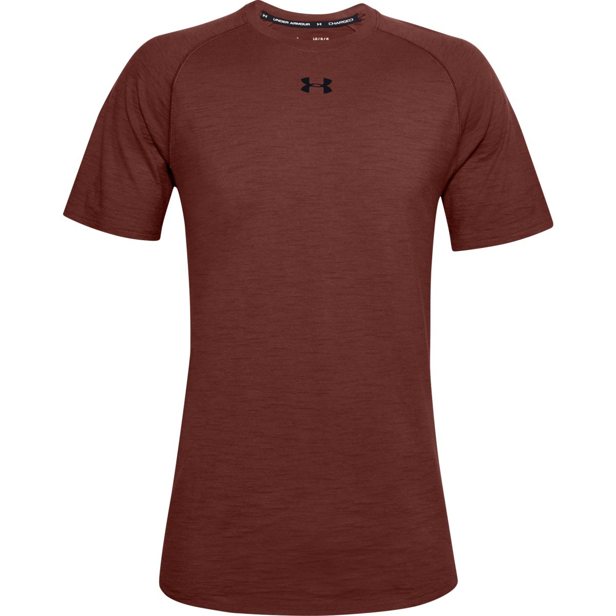 Tričko Under Armour UA Charged Cotton SS