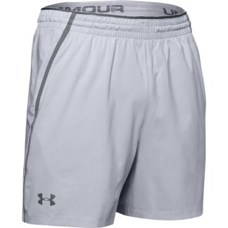 Kraťasy Under Armour Qualifier 2-In-1 Short-Gry