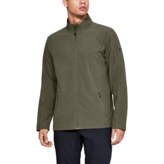 Bunda Under Armour New Tac All Season Jacket-GRN