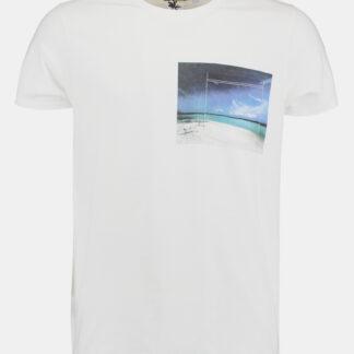 Bílé pánské tričko Haily´s Martin