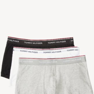Tommy Hilfiger 3 pack boxerek Low Rise Trunk Premium Ess Basic