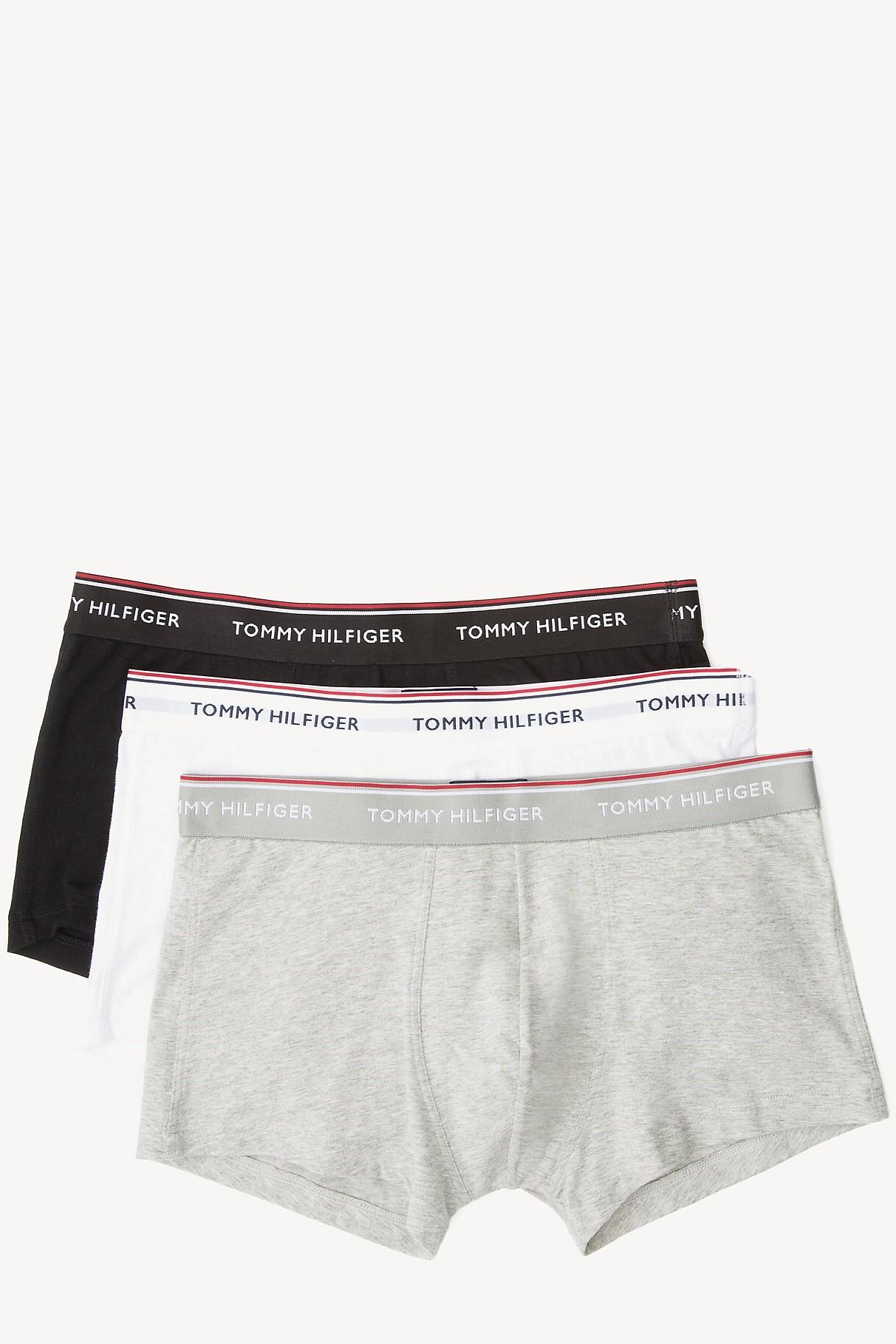 Tommy Hilfiger 3 pack boxerek Low Rise Trunk Premium Ess Basic