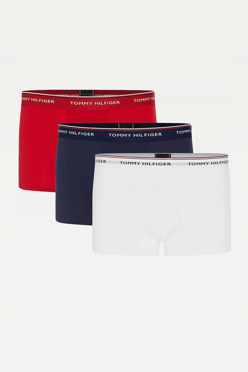 Tommy Hilfiger barevný 3 pack boxerek Trunk 3 Pack Premium Essentials