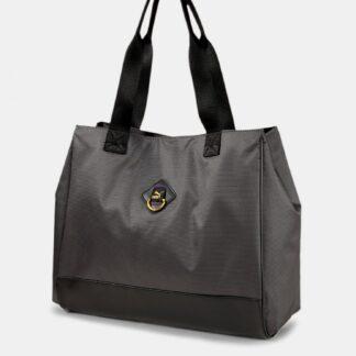 Puma tmavě šedá taška