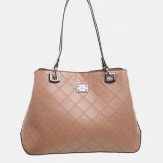 Bessie London béžová kabelka
