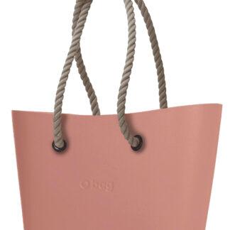 O bag  Urban kabelka Phard s dlouhými provazy natural