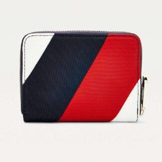 Tommy Hilfiger peněženka Poppy Med Za Corp Corporate Mix