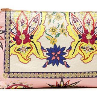 Desigual barevné kabelka Bols Pink Boho Durban