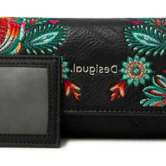 Desigual černá peněženka Mone Louvre Mariona