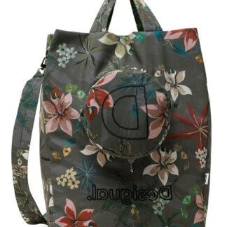 Desigual sportovní taška Shopping Bag Namaste