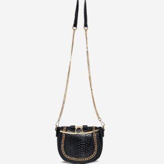 Dorothy Perkins černá crossbody kabelka