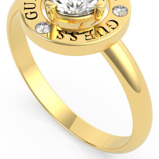 Guess zlatý prsten All Around You