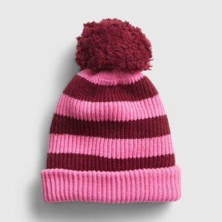 GAP růžová dámská čepice