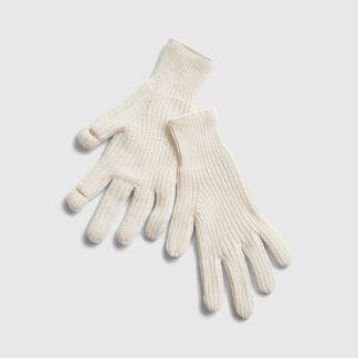 GAP smetanové dámské rukavice