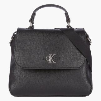 Calvin Klein černá kabelka Mini Top Handle