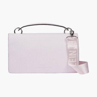 Calvin Klein pudrová kabelka Flap Crossobody