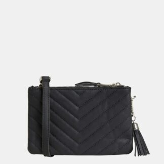 Černá crossbody kabelka .OBJECT