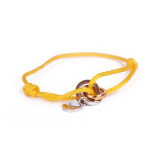Vuch náramek Filly Yellow