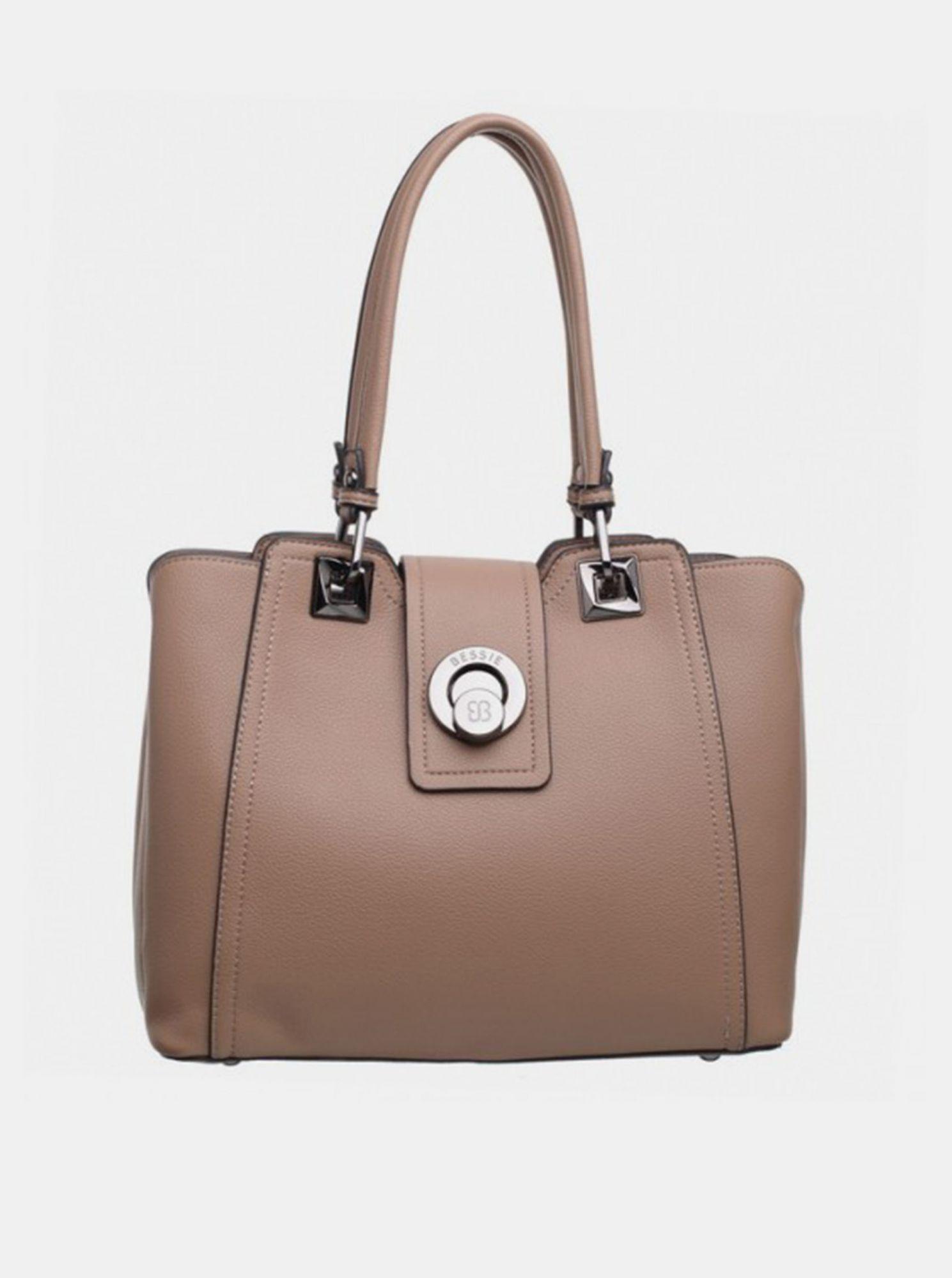 Béžová kabelka Bessie London