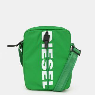 Zelená pánská crossbody taška Diesel
