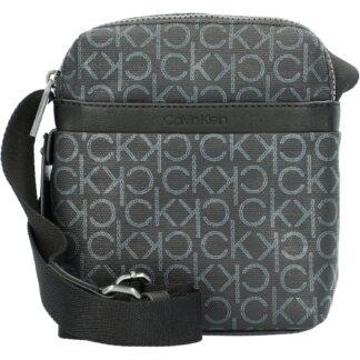 Calvin Klein černá pánské taška Reporter WP/CKT