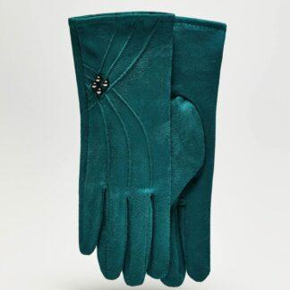 Moodo petrolejové rukavice