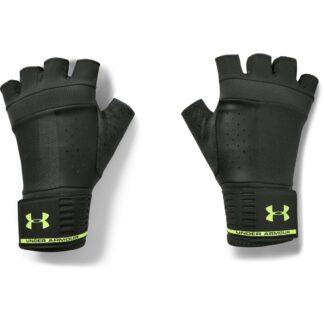 Rukavice Under Armour UA Men's Weightlifting Glove-GRN