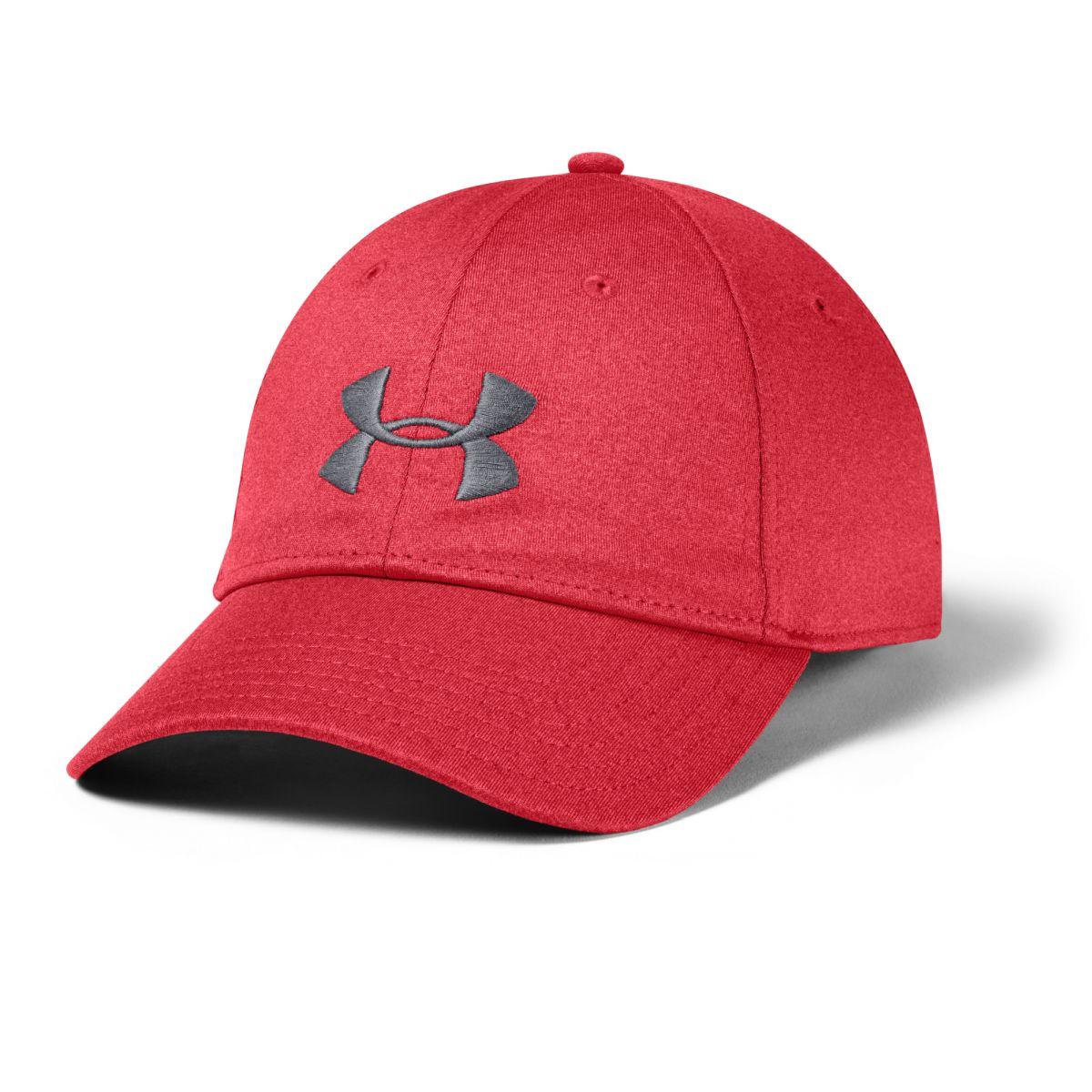 Kšiltovka Under Armour UA Armour Twist Adjustable Cap-RED
