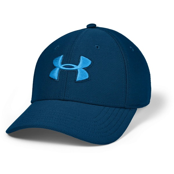 Kšiltovka Under Armour UA Men's Blitzing 3.0 Cap-BLU